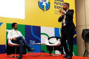 Diretor de comunicação da CBF destaca sucesso dos perfis do Brasileirão nas redes sociais