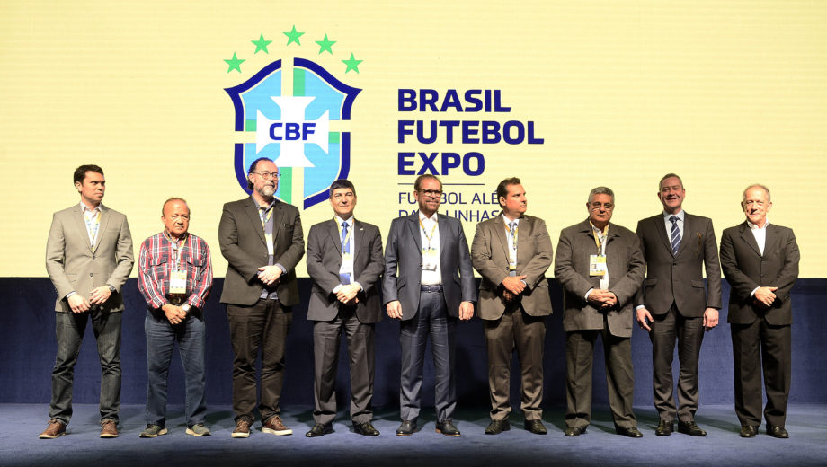 Brasil Futebol Expo começa em São Paulo
